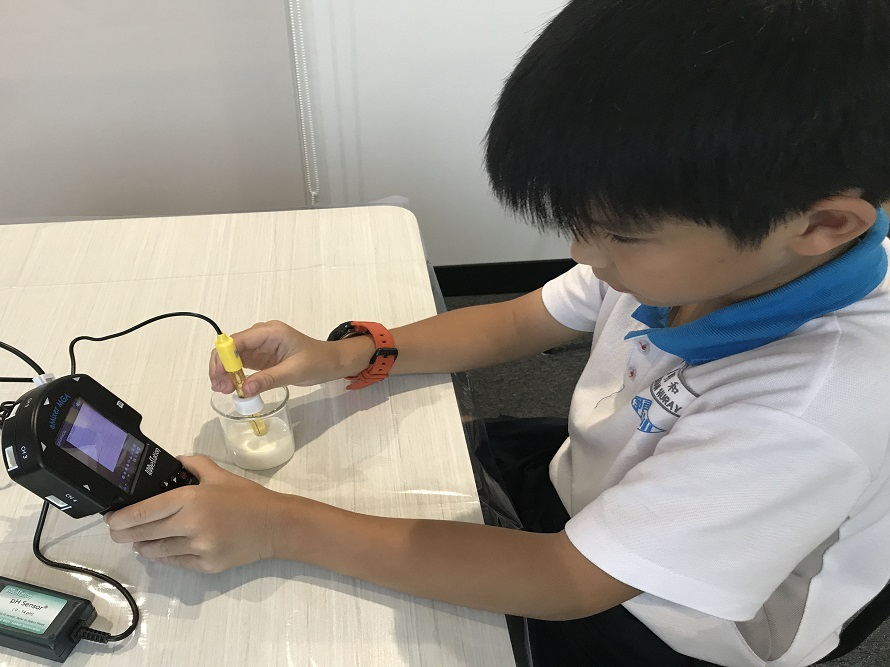 The Schooling Society Boutique Enrichment Centre Primary Science experiments