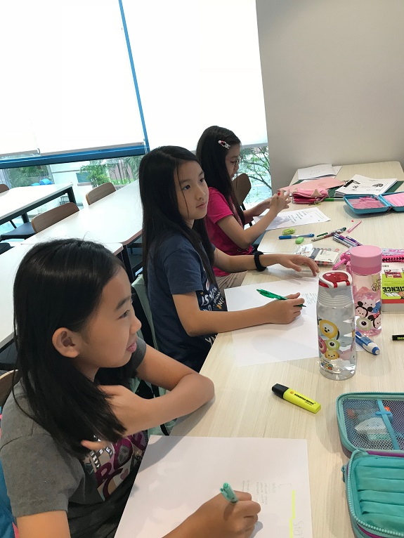 The Schooling Society Boutique Enrichment Centre Bukit Timah English cloze passage