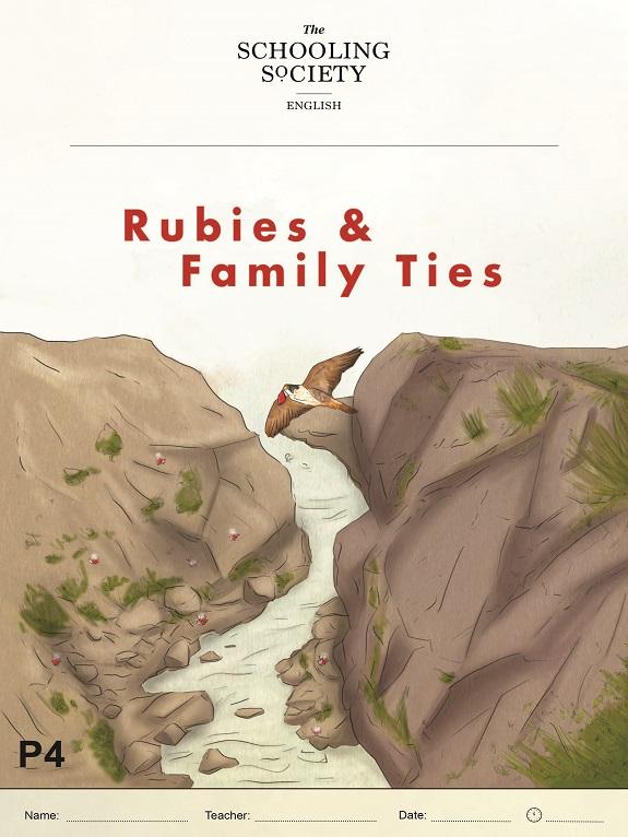 P4 English Rubies & Family Ties